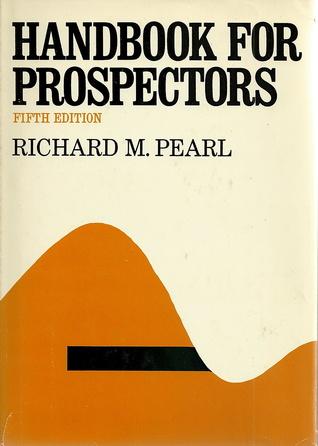Handbook for Prospectors
