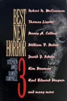 Best New Horror 3 (The Mammoth Book of Best New Horror, #3)
