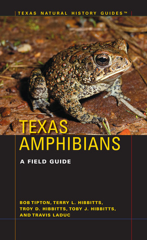 Texas Amphibians A Field Guide (Texas Natural History Guides)