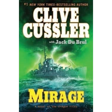 Mirage (Oregon Files, #9) by Clive Cussler