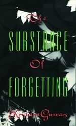 The Substance of Forgetting by Kirstjana Gunnars