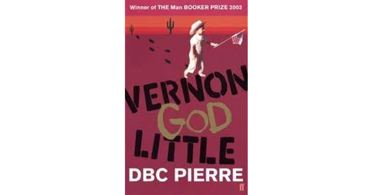 vernon god little His name is actually vernon gregory little, but his middle name adapts to the circumstances a couple of times during the book, from genius to gonzalez to eventually god 13 genre.