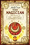 Book cover for The Magician (The Secrets of the Immortal Nicholas Flamel, #2)