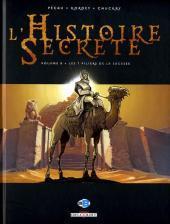 L'histoire Secrète, Tome 8:  Les 7 Piliers De La Sagesse