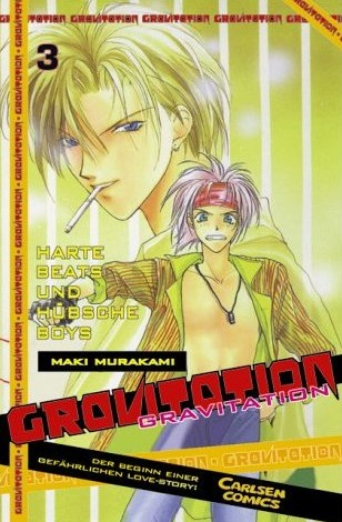 Read Gravitation Volume 03 By Maki Murakami