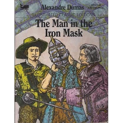 novel review of the man in the iron mask essay The man in the iron mask (french:  to the inventories of the goods and papers of saint  's 1958 science-fiction novel who / the man in the steel mask,.