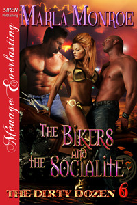 The Bikers and the Socialite