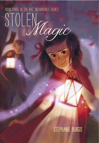 Stolen Magic by Stephanie Burgis
