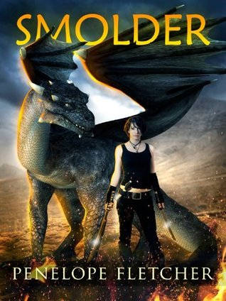 Smolder Dragon Souls 1 By Penelope Fletcher