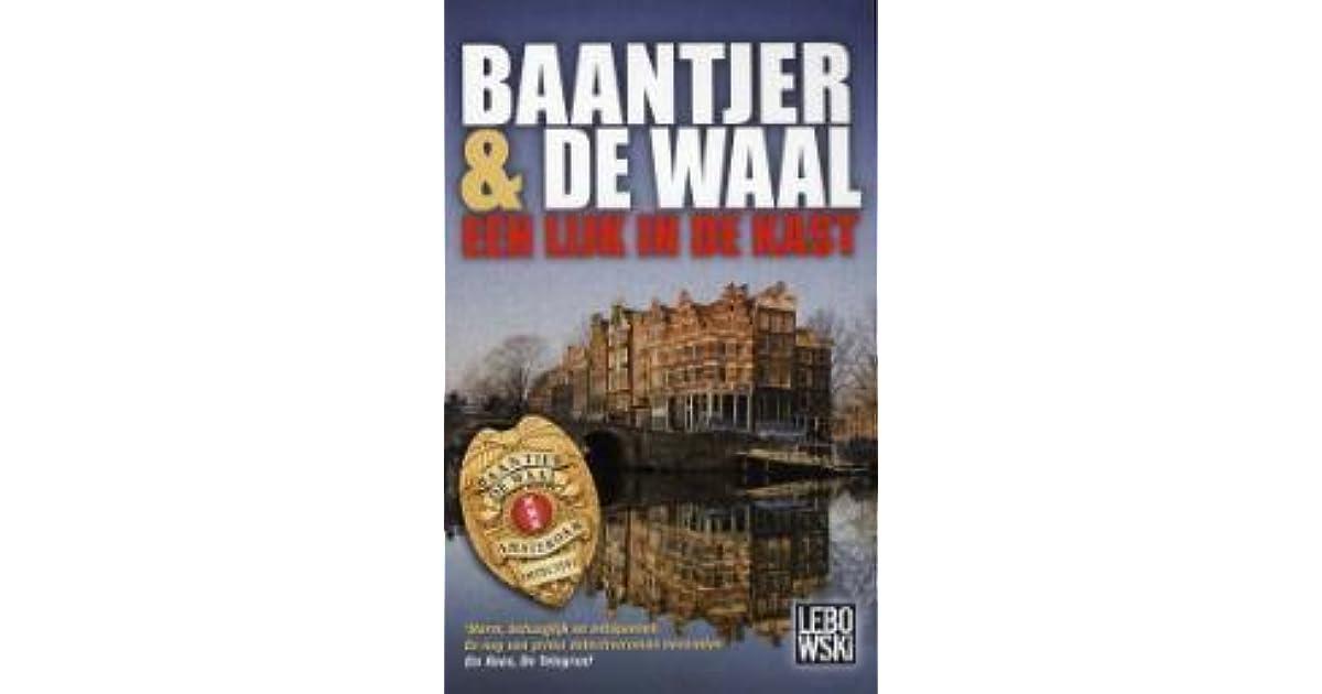 Een Lijk In De Kast De Waal Baantjer 2 By Ac Baantjer