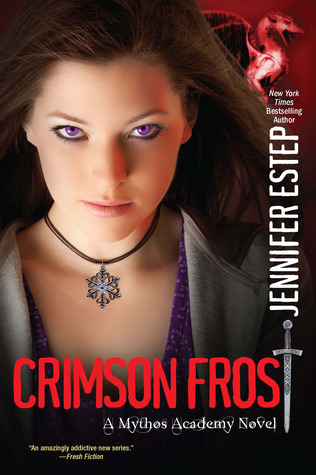 Crimson Frost (Mythos Academy, #4)