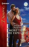 More Than He Expected (Millionaires of Manhattan #2)
