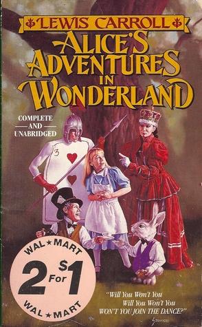 -Alice's Adventures in Wonderland (Walmart)