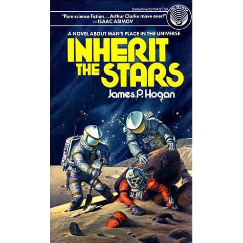 Image result for inherit the stars book