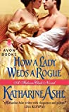 How a Lady Weds a Rogue (Falcon Club, #3) audiobook review