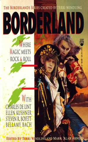 Borderland: Where Magic Meets Rock & Roll (Borderland, #1)