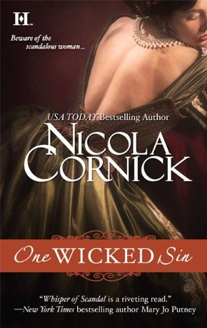 One Wicked Sin by Nicola Cornick