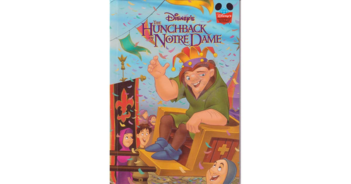 The Hunchback Of Notre Dame By Walt Disney Company