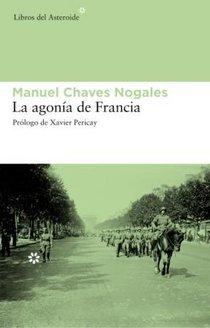 La agonía de Francia by Manuel Chaves Nogales