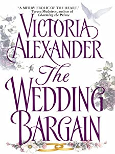 The Wedding Bargain (Effingtons, #1)