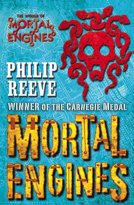 Mortal Engines (Mortal Engines Quartet, #1)