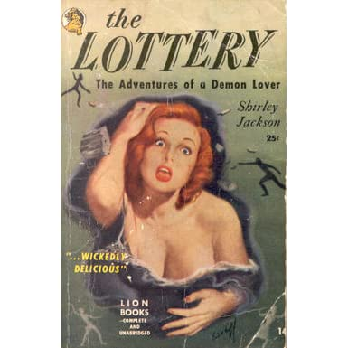 book review of the lottery by shirley A short summary of shirley jackson's the lottery this free synopsis covers all the crucial plot points of the lottery shakespeare  awesome new act prep book.