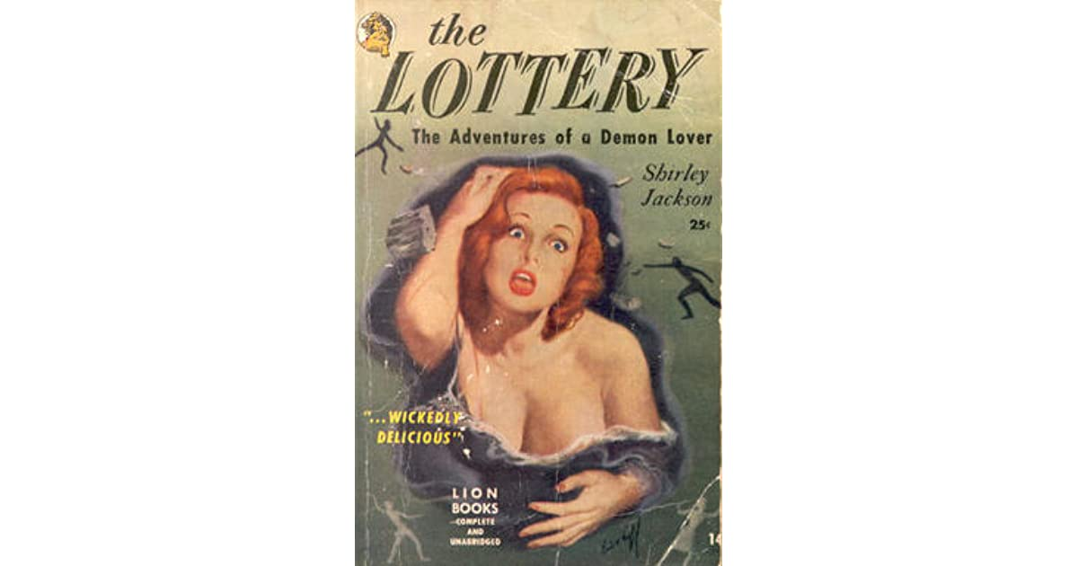 response paper for the lottery by shirley jackson Free term papers & essays - symbolism in the lottery, s the use of symbolism in shirley jackson's the lottery within the first few lines of shirley jackson's the lottery we are faced with such adjectives as clear, sunny, fresh and warmth.