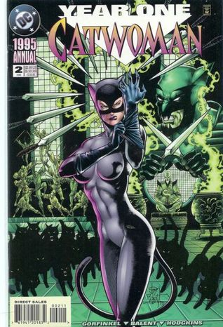 #64 1993-2001 Catwoman Vol 2