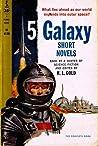 5 Galaxy Short Novels