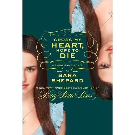 the lying game by sara shepard essay Interesting finds updated daily amazon try prime  all.