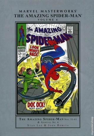 Marvel Masterworks: The Amazing Spider-Man, Vol. 6