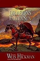 Dragons of a Fallen Sun (Dragonlance: The War of Souls, #1)