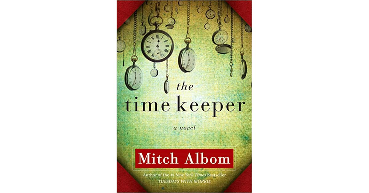 The Time Keeper - Mitch Albom - Google Books
