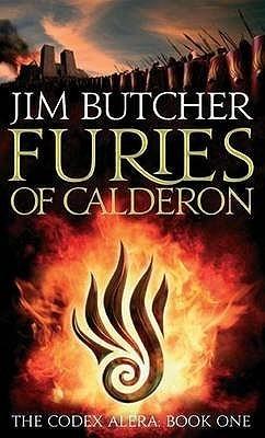 Furies of Calderon (Codex Alera, #1) by Jim Butcher