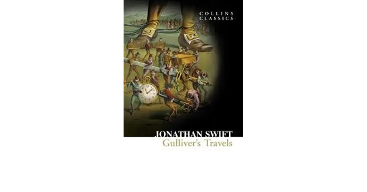 a satire of jonathan swifts gullivers travels Jonathan swift was a great fan of using sarcasm, exaggerations and caricatures all of these words can be summarised into one satire swift uses satire in most of his work and gulliver's travels is no exception.