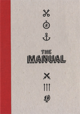 Book cover of The Manual