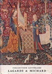 Collection littéraire Lagarde et Michard XVIe siècle