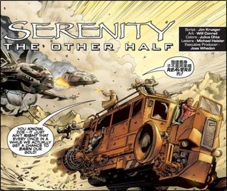 The Other Half (Serenity, #2.2)