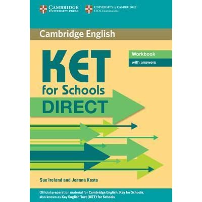 Ket For Schools Direct Students Book