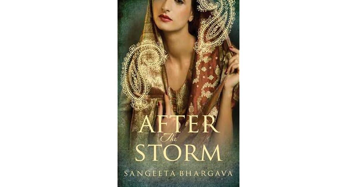 after the storm bhargava sangeeta