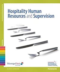 Managefirst: Hospitality Human Resources Management & Supervision with Answer Sheet