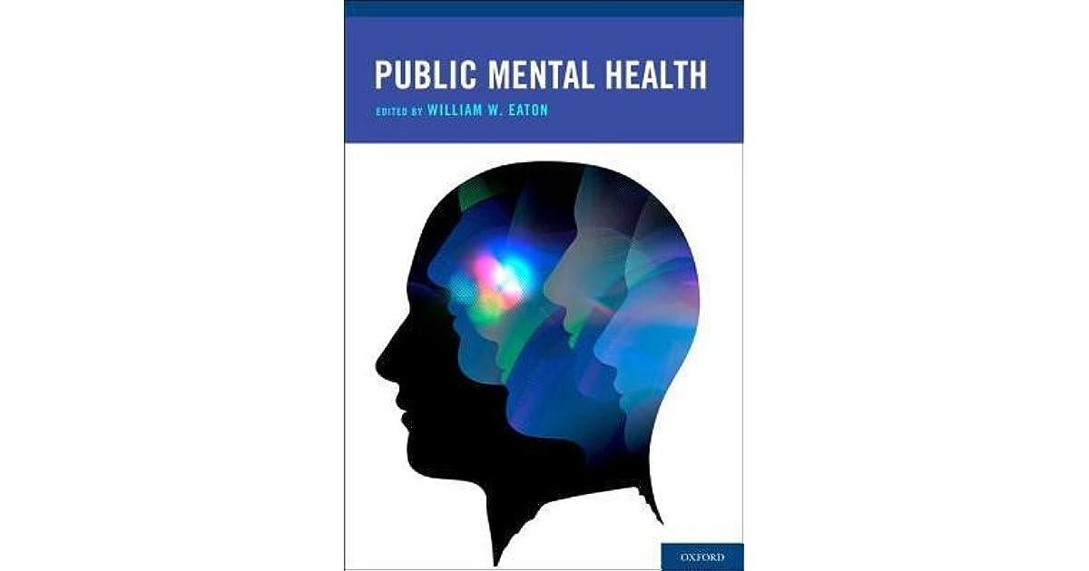 Public Mental Health by William W. Eaton