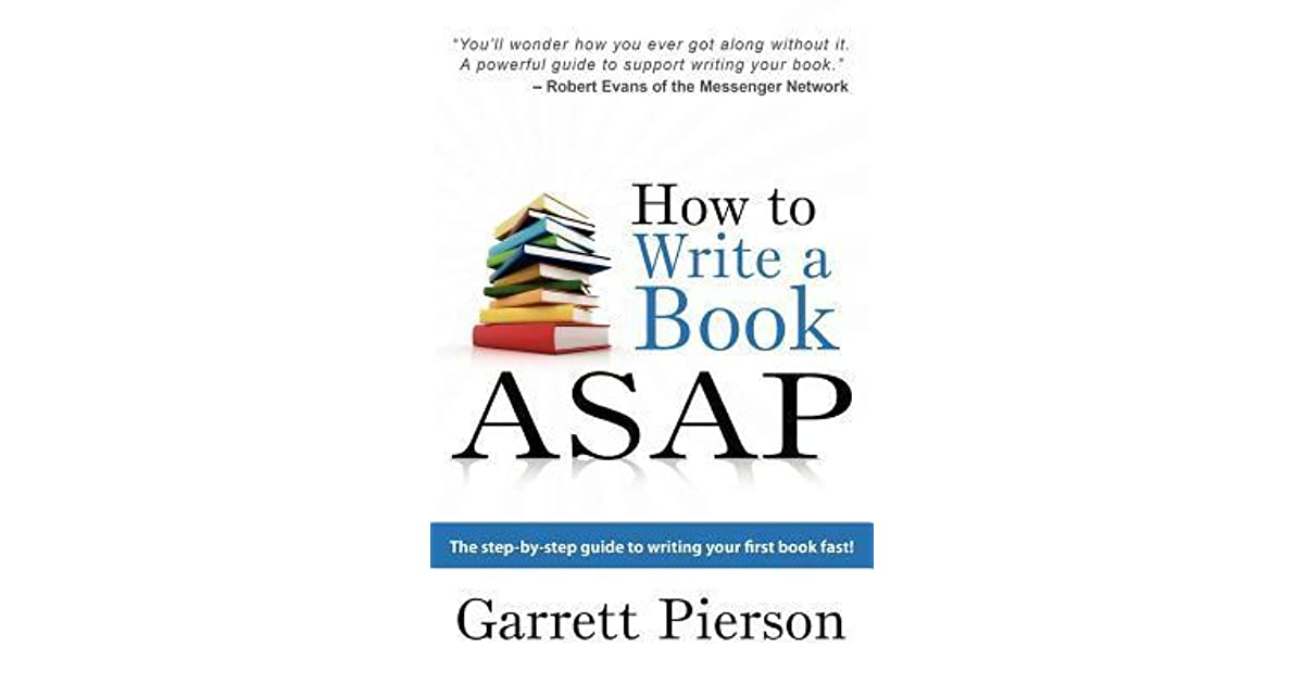 How To Write A Book…FAST