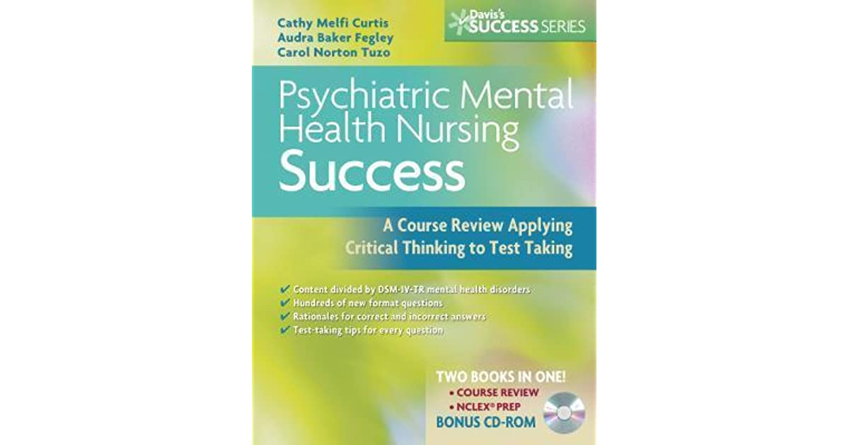 psychiatric nursing case study Psychiatric nursing graduate certificates are generally intended for nurses with a master's degree graduate certificate students usually participate in two clinical practica and study such topics.