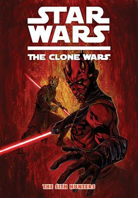 Star Wars: The Clone Wars: The Sith Hunters