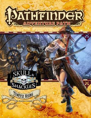 Pathfinder Adventure Path #57 by Matthew Goodall