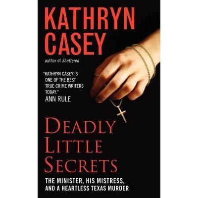 Deadly Secrets (Erika Foster #6)