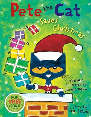 Black Pete Christmas History.Pete The Cat Saves Christmas By Eric Litwin