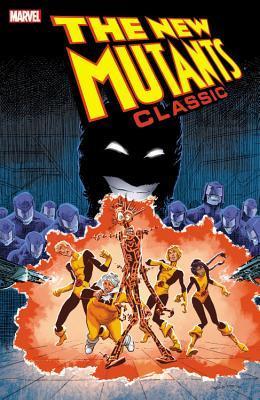 The New Mutants Classic, Vol. 7