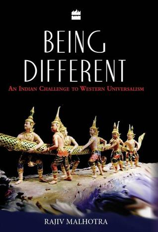 Being Different by Rajiv Malhotra